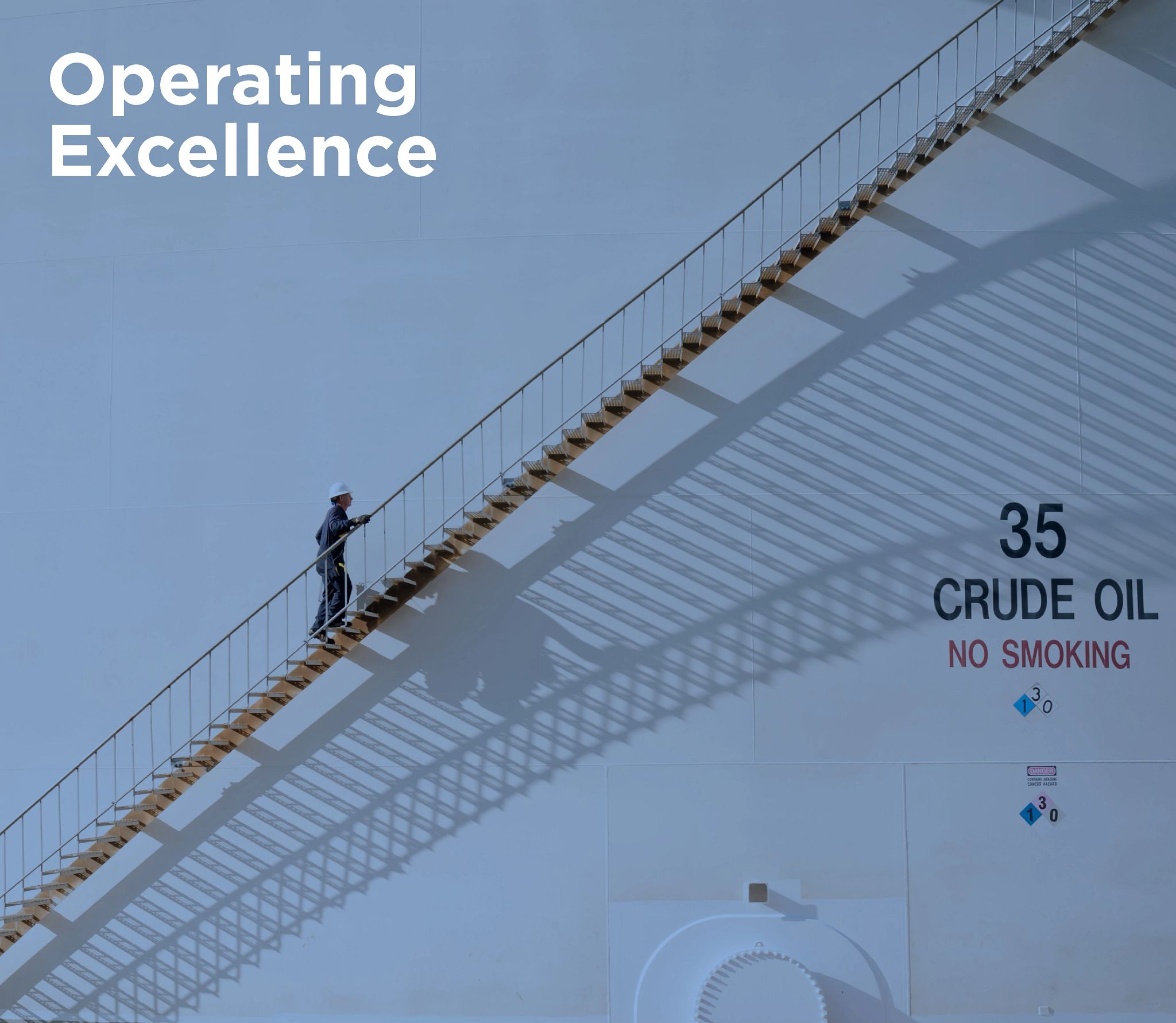 Operating excellence