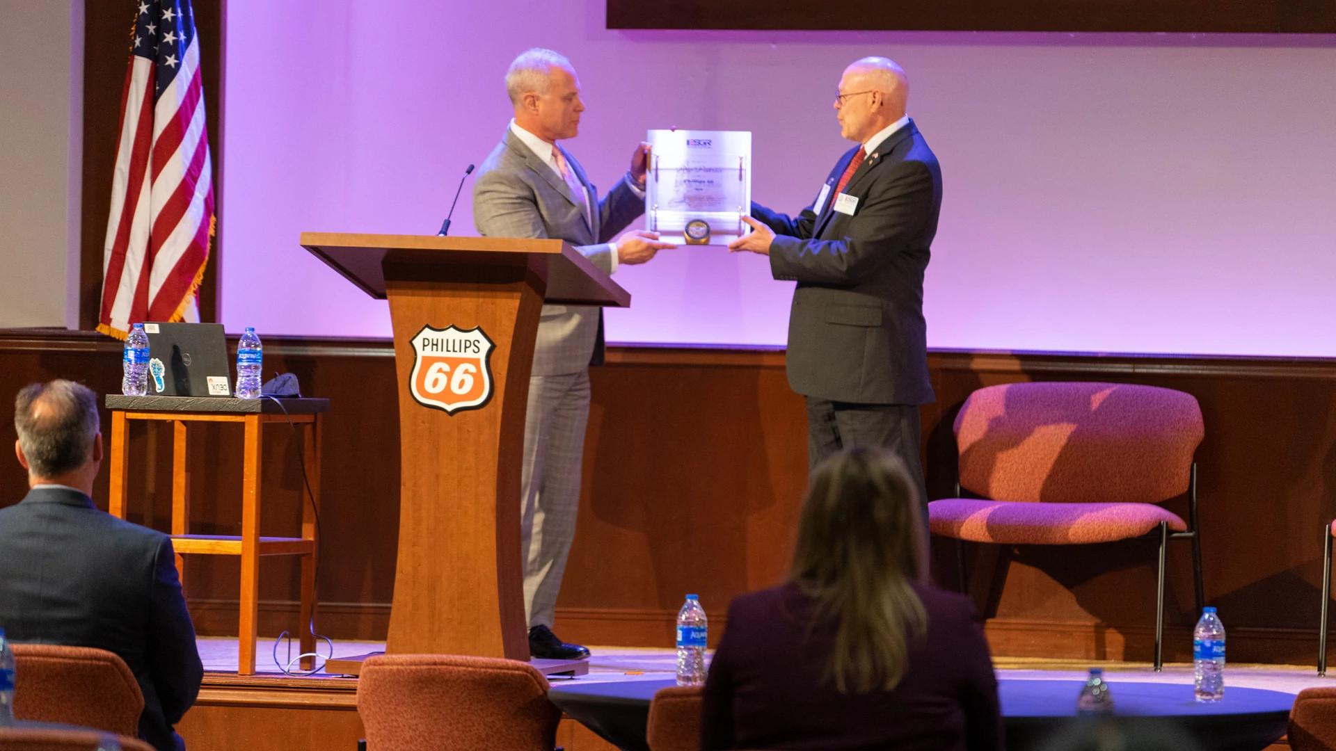 ESGR Pro Patria Award